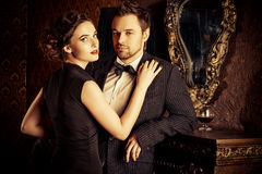 Gorgeous Couple Royalty Free Stock Images