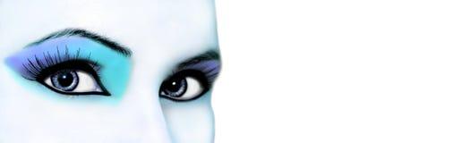 Gorgeous Eyes Stock Photo