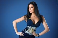 Gorgeous fashion model Stock Photo
