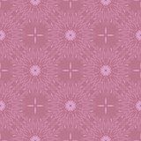 Gorgeous floral background. Seamless pattern with intricate stylized flowers. Vector Stock Images