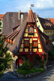 Gorgeous German Building, the Alte Schmiede Royalty Free Stock Images