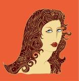Gorgeous Greek Goddess Royalty Free Stock Photos