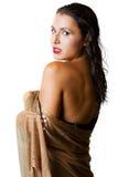 Gorgeous hispanic woman Royalty Free Stock Images