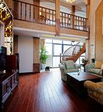Gorgeous house. Chinese beautiful newly renovated house Royalty Free Stock Photos