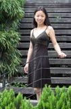 Gorgeous Korean woman stock photography