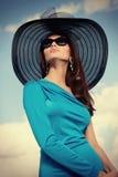 Gorgeous lady Stock Photos