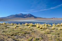 Gorgeous landscapes of Sur Lipez, South Bolivia Stock Image