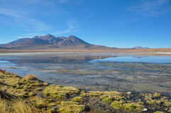Gorgeous landscapes of Sur Lipez, South Bolivia Stock Photos