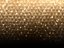 Gorgeous light background. Background of gorgeous gold light Stock Photography