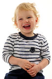 Gorgeous little boy Stock Photography