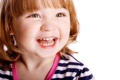 Gorgeous little girl Stock Image