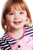 Gorgeous little girl Stock Images