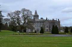 Gorgeous Look at Adare Manor in County Limerick Ireland Royalty Free Stock Photography