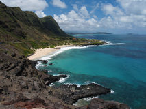 Gorgeous Makapuu Beach Hawaii Stock Photos