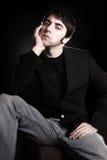 Gorgeous Man stock photos