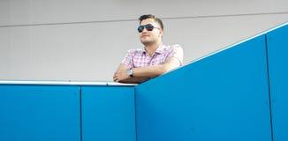 Gorgeous man Stock Image