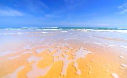 Gorgeous mediterranean beach Stock Photo