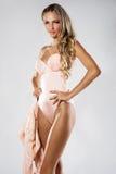 Gorgeous model Stock Photography