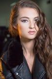 Gorgeous model Royalty Free Stock Photo