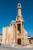 Gorgeous mosque of Tarout Island, Saudi Arabia Stock Photos