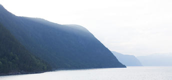 Gorgeous norway fjords Royalty Free Stock Image