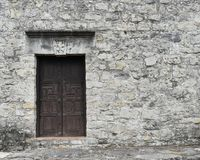 Old Doors at the Mission Royalty Free Stock Photo