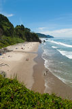 Gorgeous Oregon beach Stock Photo