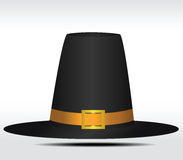Gorgeous pilgrim hat Stock Photo