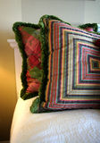 Gorgeous Pillows Royalty Free Stock Photo
