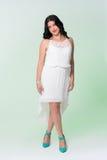 Gorgeous plus size woman Royalty Free Stock Photo