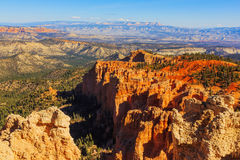 Gorgeous rock formation. Bryce Canyon National Park. Utah, US. Gorgeous rock formation. Bryce Canyon National Park. Utah, United States of America Royalty Free Stock Photos