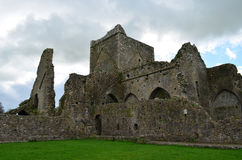 Gorgeous Ruins of Hore Abbey Royalty Free Stock Photos