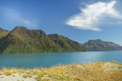 Gorgeous scenery of New Zealand Royalty Free Stock Photos