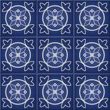 Gorgeous seamless pattern vector illustration