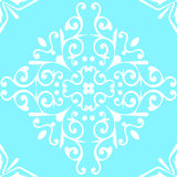 Gorgeous seamless pattern from Moroccan tiles, ornaments. Can be used for wallpaper, pattern fills, web page background, surface textures Stock Image