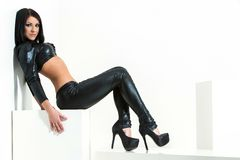 Gorgeous, woman Royalty Free Stock Image