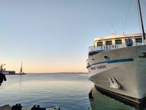 Gorgeous ship Royalty Free Stock Photo