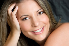 Gorgeous Smiling Woman stock photography