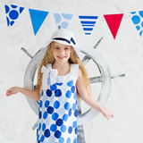 Gorgeous summer girl Royalty Free Stock Photography