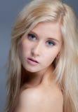 Gorgeous Teen in Makeup Royalty Free Stock Photos