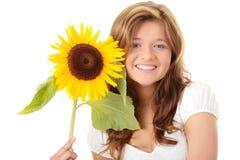 Gorgeous teenage female Royalty Free Stock Photos