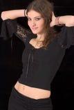 Gorgeous teenager Stock Photo