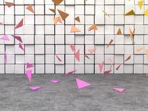 Gorgeous triangles Stock Photo