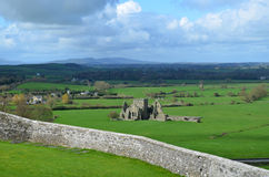 Gorgeous View of Hore Abbey Royalty Free Stock Photography