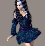 Gorgeous Witch Stock Photos