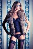 Gorgeous woman Royalty Free Stock Photo