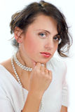 Gorgeous woman Stock Images