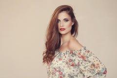 Gorgeous woman Stock Photos