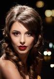 Gorgeous woman portrait Stock Image