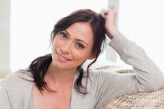 Gorgeous woman posing Stock Photo